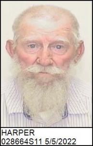 Albert Gray Harper a registered Sex Offender of North Carolina