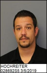 Mathew Allen Hochreiter a registered Sex Offender of North Carolina