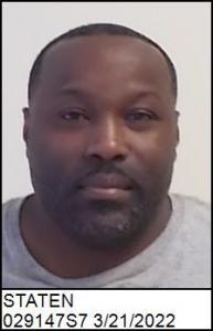 Telas R Staten a registered Sex Offender of North Carolina