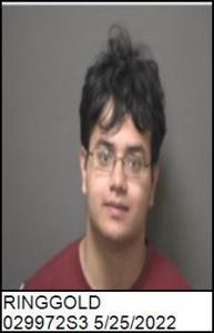 Kaelub Russell Ringgold a registered Sex Offender of North Carolina