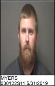 Jason Allan Myers a registered Sex Offender of North Carolina
