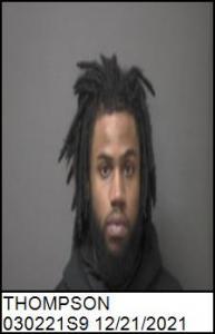 Marquez Rashad Thompson a registered Sex Offender of North Carolina