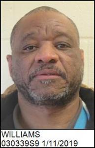 Kenneth Lee Williams a registered Sex Offender of North Carolina