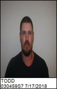 Jess James Todd a registered Sex Offender of North Carolina