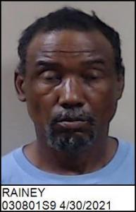 Jeffrey Leon Rainey a registered Sex Offender of North Carolina