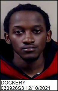 Dandre George Dockery a registered Sex Offender of North Carolina