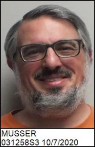 John David Musser a registered Sex Offender of North Carolina