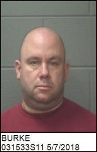 Christopher T Burke a registered Sex Offender of North Carolina