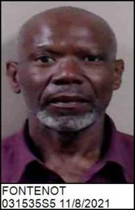 Arthur Joseph Fontenot a registered Sex Offender of North Carolina