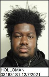 Tevin Marquise Holloman a registered Sex Offender of North Carolina