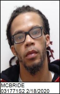 Kevin Maurice Mcbride a registered Sex Offender of North Carolina