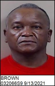 Lafayette Brown a registered Sex Offender of North Carolina