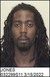 Timothy Curtis Jones a registered Sex Offender of North Carolina