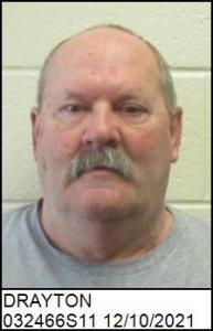 Richard R Drayton a registered Sex Offender of North Carolina