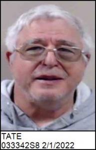 William Curtis Tate a registered Sex Offender of North Carolina