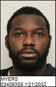 Rodney Markell Myers a registered Sex Offender of North Carolina