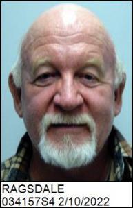 Lee Allen Ragsdale a registered Sex Offender of North Carolina