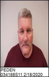John Whitley Peden a registered Sex Offender of North Carolina
