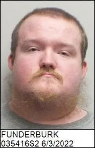 Brett Funderburk a registered Sex Offender of North Carolina