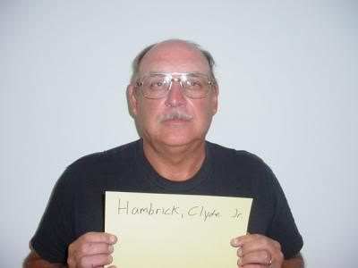 Clyde Hambrick a registered Sex Offender of Tennessee
