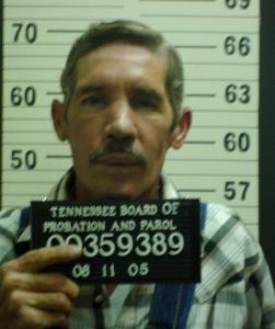 Ronald Wayne Garner a registered Sex Offender of Tennessee