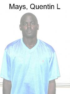 Quentin Mays a registered Sex Offender of Tennessee
