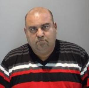 Albert Perez Borrero II a registered Sex Offender of California