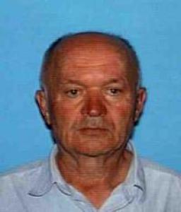 Albert Laszlo a registered Sex Offender of California