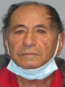 Alfredo Yepez Garibay a registered Sex Offender of California