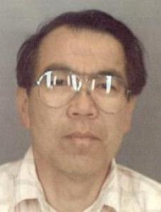 Alfred Fay Kwong a registered Sex Offender of California
