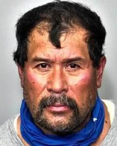 Andres Ortiz-valencia a registered Sex Offender of California