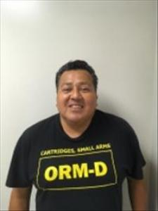 Anthony Benny Moreno a registered Sex Offender of California