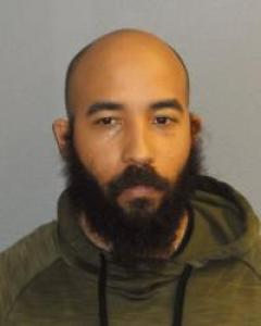 Anthony Daniel Wearing a registered Sex Offender of California