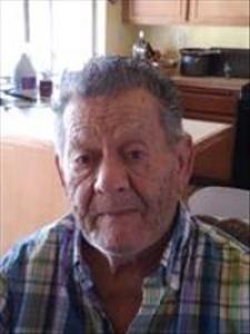 Arnold Manuel Lucero a registered Sex Offender of California