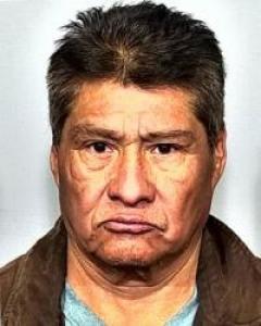 Benjamin Paniagua Rojas a registered Sex Offender of California