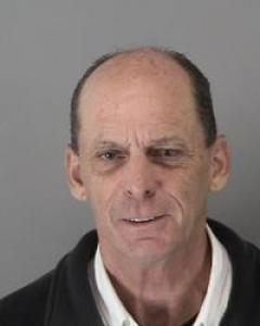 Brian Keith Whitten a registered Sex Offender of California