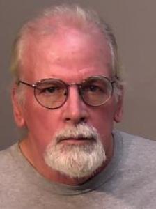 Bruce Evans a registered Sex Offender of California