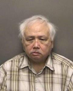 Calvin Moy Toy a registered Sex Offender of California
