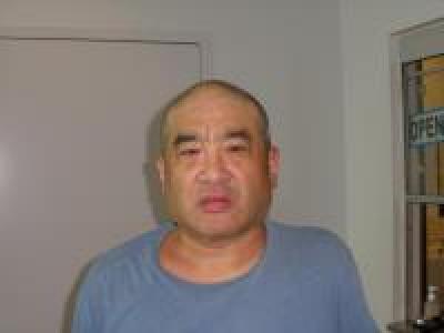 Calvin Dwight Wong a registered Sex Offender of California