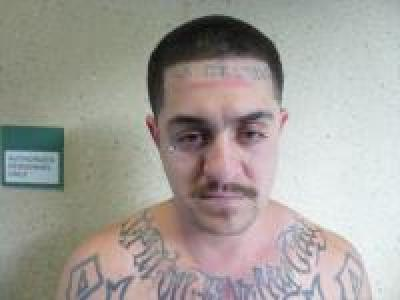 Carlos Gonzales a registered Sex Offender of California