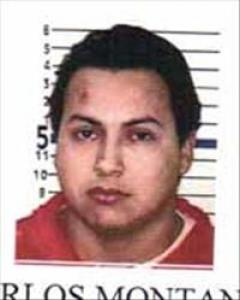 Carlos Montano a registered Sex Offender of California