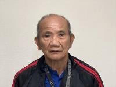 Carlos Cruz Segura a registered Sex Offender of California