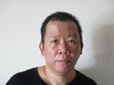 Clifford Ong a registered Sex Offender of California