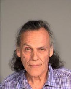 Conrad Manuel Sandoval a registered Sex Offender of California