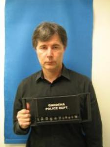 David Antony Garlick a registered Sex Offender of California
