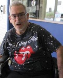 David Allen Pegtion a registered Sex Offender of California