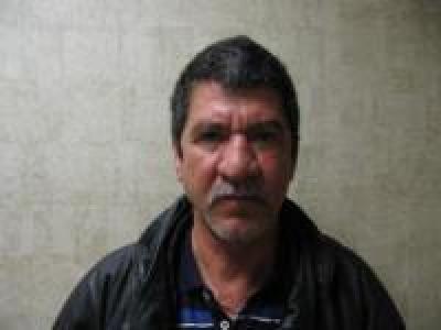 Delfino Alarcon a registered Sex Offender of California