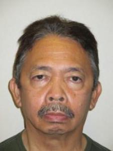 Desiderio Nacilla Daniel a registered Sex Offender of California