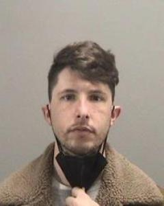 Dustin Kram a registered Sex Offender of California
