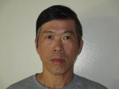 Edward Chou a registered Sex Offender of California